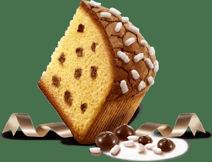 Biscotti Pineta - Colomba con Gocce al cacao - con ingredienti