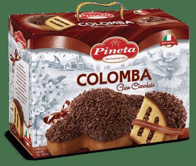 Biscotti Pineta - Colomba Gran Cioccolato - Linea Benessere