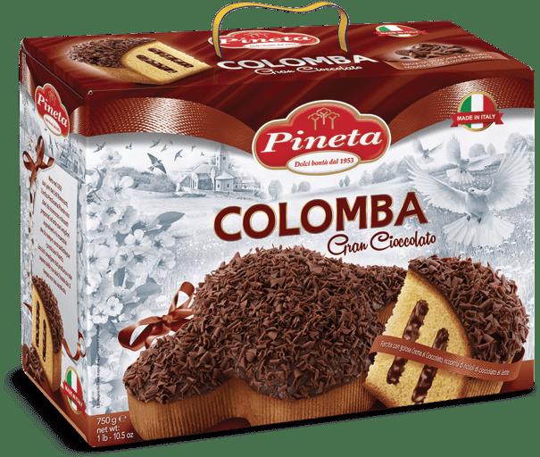 Colomba Gran Cioccolato - pack