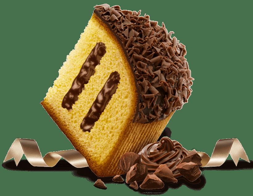 Biscotti Pineta - Colomba Gran Cioccolato - con ingredienti