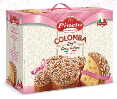 Biscotti Pineta - Colomba Classica - Linea Benessere