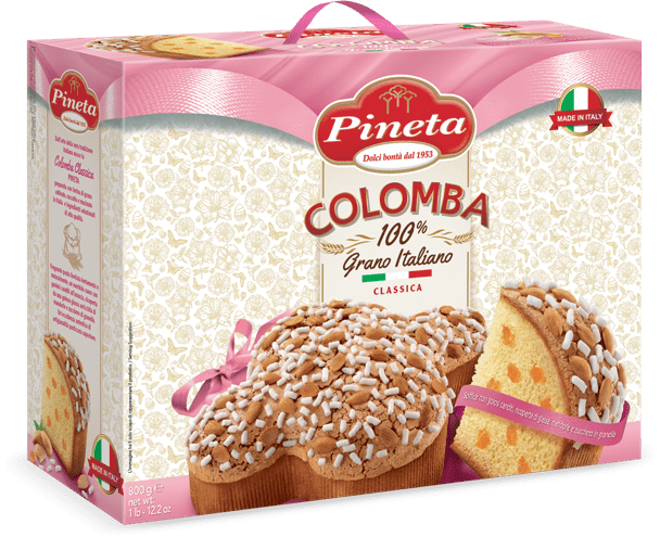 Colomba Classica - pack