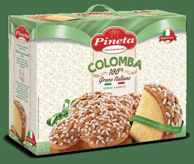 Biscotti Pineta - Colomba senza Canditi - Linea Benessere
