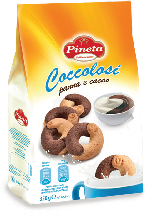 Coccolosi - pack