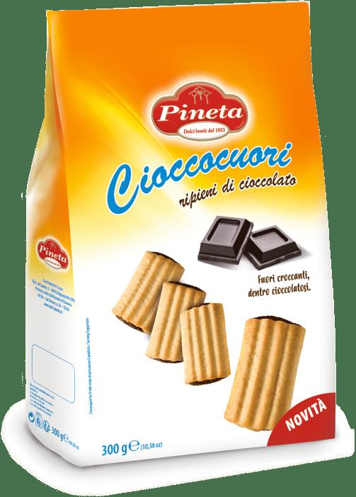 Cioccocuori - pack