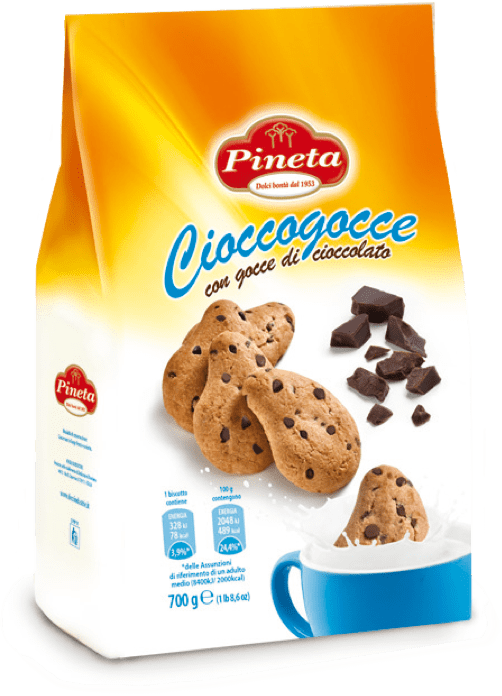 Cioccogocce - pack
