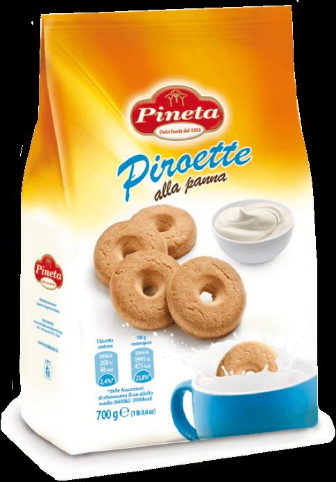 Piroette - pack