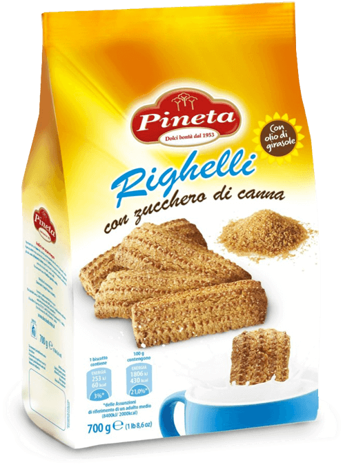 Righelli - pack