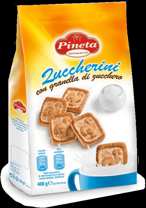 Zuccherini - pack