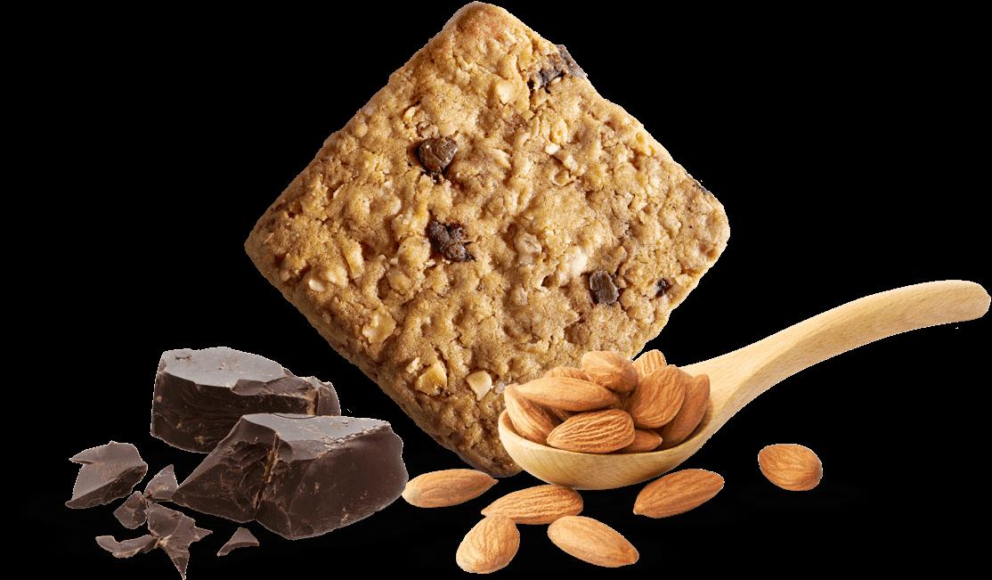 Biscotti Pineta - Croccanti - con ingredienti