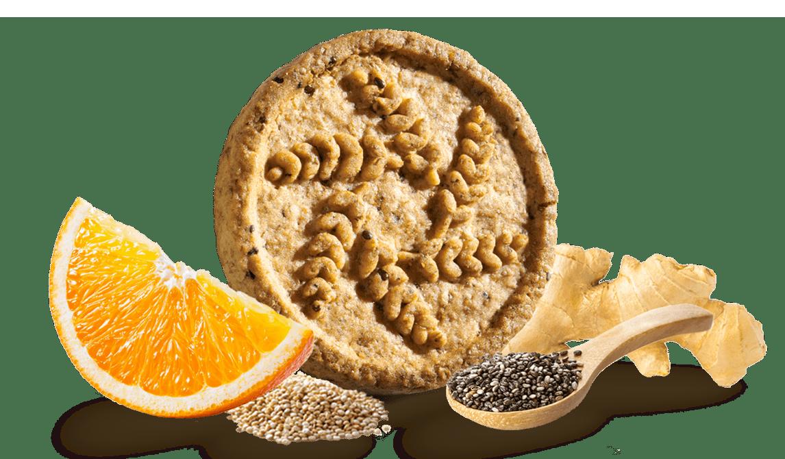 Biscotti Pineta - Gireali - con ingredienti