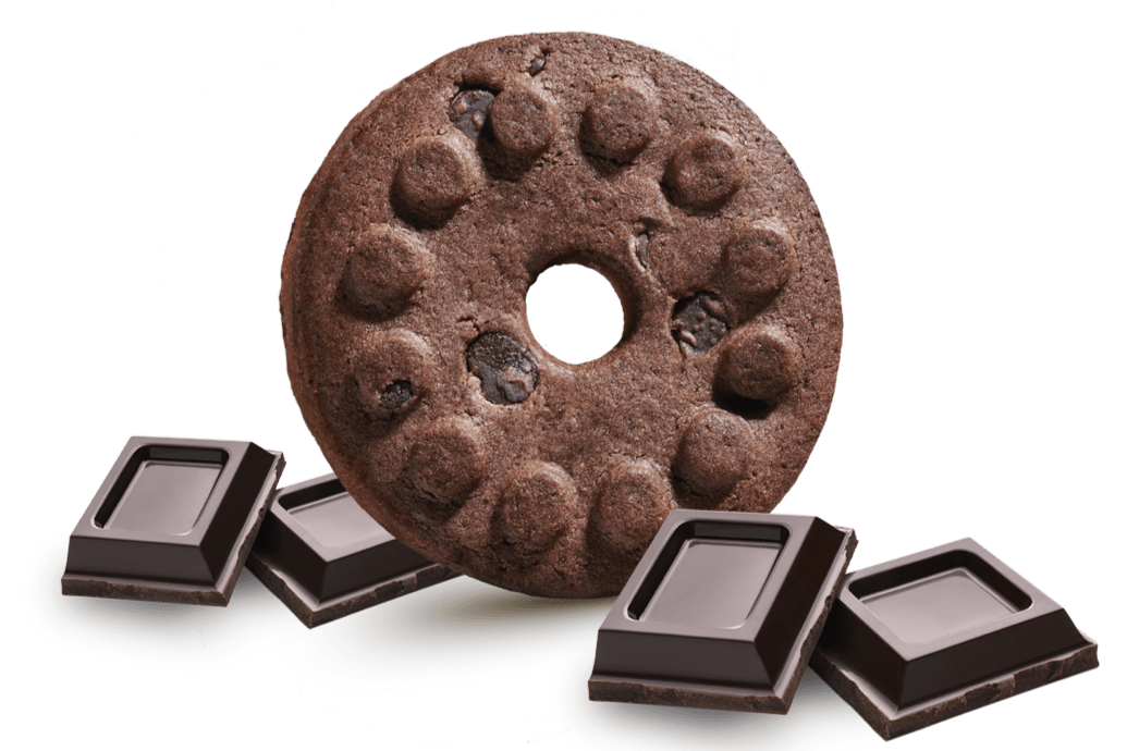 Biscotti Pineta - Leggerini - con ingredienti