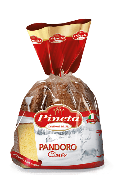 Dolci Pineta - Pandoro Classico - Linea Natale