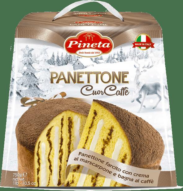 Panettone Cuor Caffè - pack