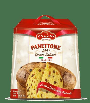 Dolci Pineta - Panettone Classico - Linea Natale