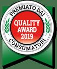 Biscotti Pineta - Premio Quality Aword 2019
